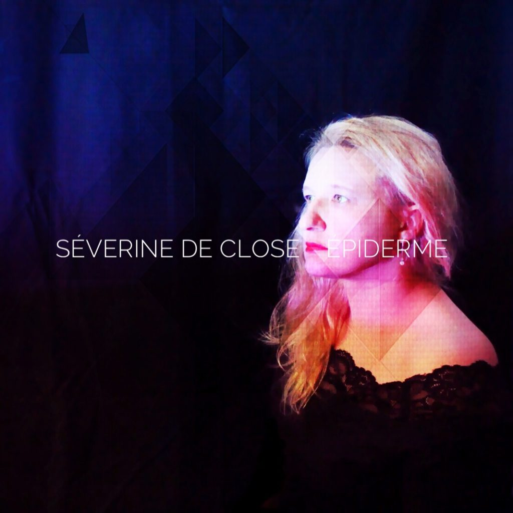 pochette cd épiderme de Séverine de Close